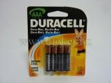 DURACELL 4DB. AAA.MIKROELEM/ BL./ 10